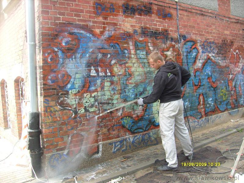 Usuwanie graffiti - 12 - 2