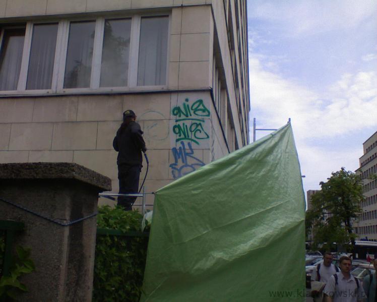 Usuwanie graffiti - 6 - 11