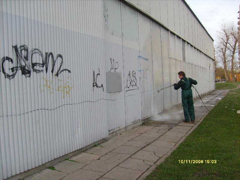 Usuwanie graffiti - 8 - 4